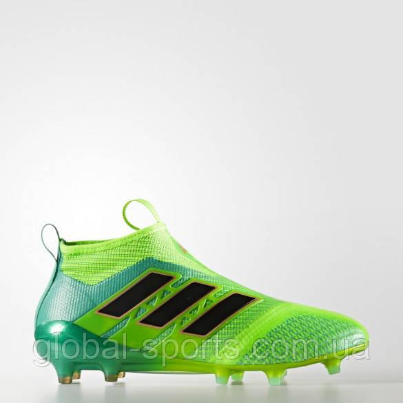 74ffbecb Мужские бутсы Adidas ACE 17+ Purecontrol FG(Артикул:BB5950): продажа ...