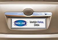 Toyota Camry (2006-2011) Накладка над номером на багажник