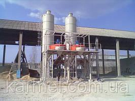 Бетоносмесительная установка БСУ-70К г.Южнокраинск АЕС