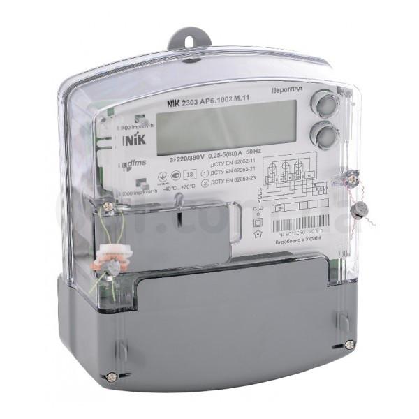 Электросчетчик NIK 2303 AP6.1002.M.11 3х220/380В (5-80А)