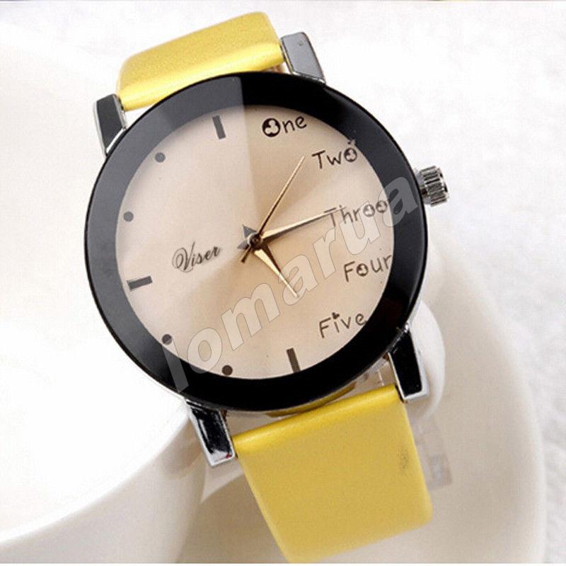 Женские часы Visec Yellow