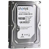 ✸Жесткий диск i.norys 160GB 7200 rpm 8MB (INO-IHDD0160S2-D1-7208) для хранения данных