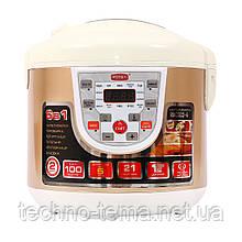 Мультиварка 5 литров ROTEX RMC522-G