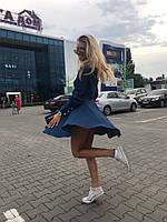 """Женское платье с пышной юбкой""""Диана"""", фото 1"""