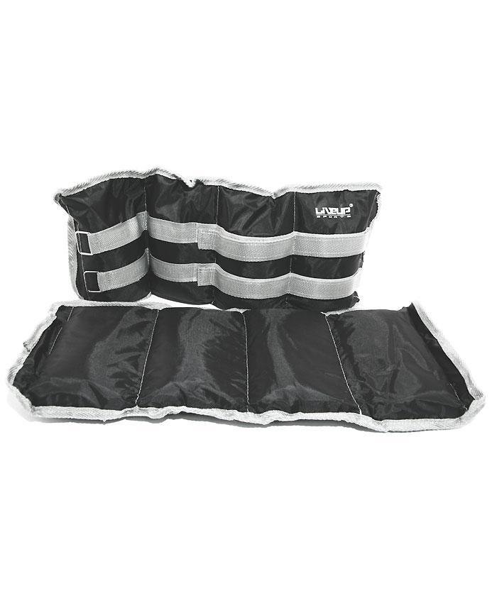 Обважнювач зап'ясті/щиколотка LiveUp WRIST/ANKLE WEIGHT, 2x3 кг, LS3011-3