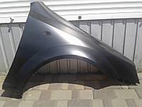 Крыло переднее правое на Chevrolet Lacetti (J200) 2003-2007 год