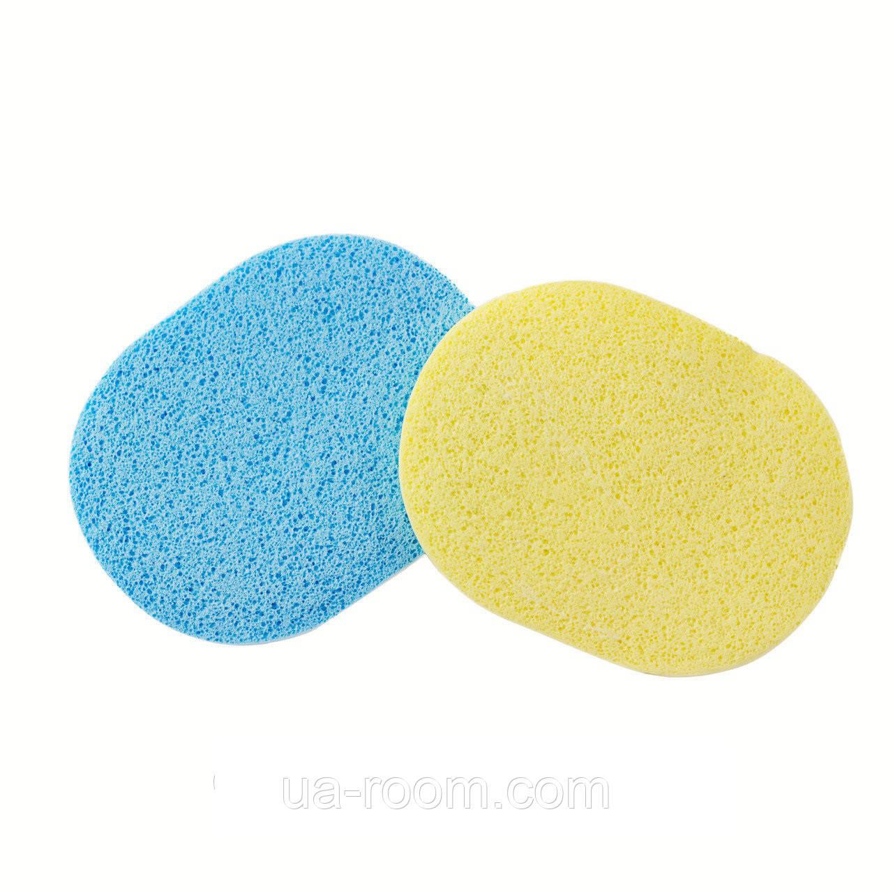 Спонж-губка для очищения кожи Lily (н-р 2 шт) LC-012