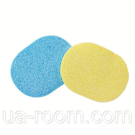 Спонж-губка для очищения кожи Lily (н-р 2 шт) LC-012, фото 2
