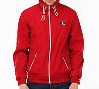 Ветровка куртка мужская на осень Ястребь красный (реплика)