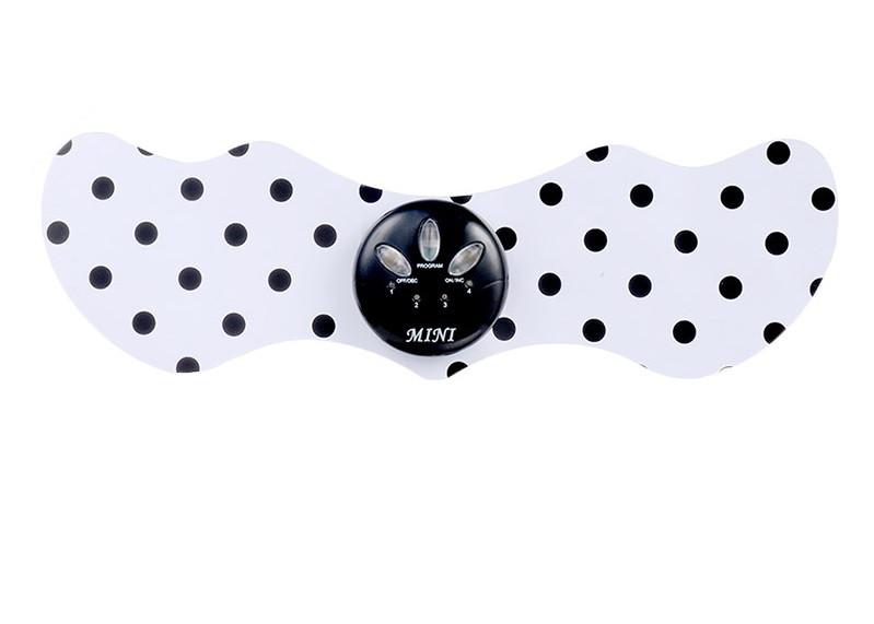 Миостимулятор SUNROZ FACE SHAPER EMS для мышц лица Бело-Черный (SUN1535)