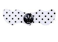Миостимулятор SUNROZ FACE SHAPER EMS для мышц лица Бело-Черный (SUN1535), фото 1