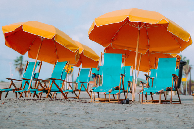 Море, відпочинок, хобі, спорт