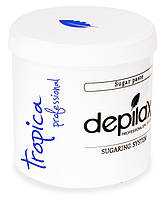 Сахарная паста для шугаринга Depilax Tropica Professional 1000г
