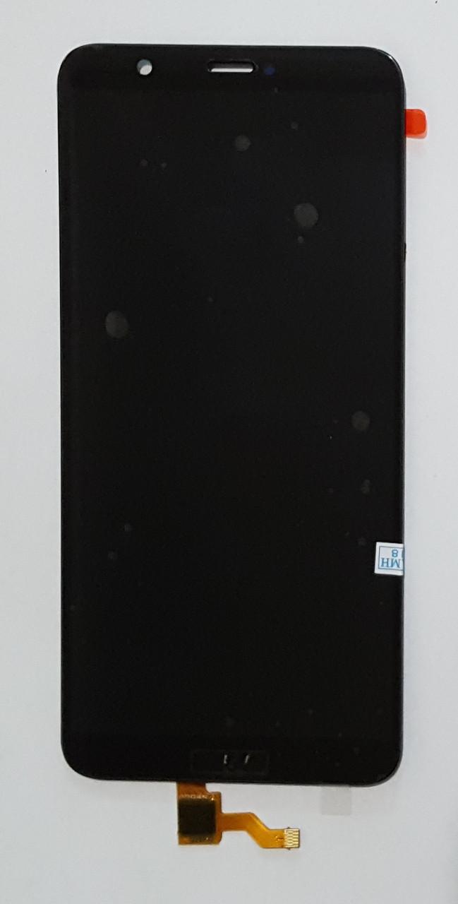 Модуль (сенсор+дисплей) для Huawei P Smart (FIG-LX1) чорний