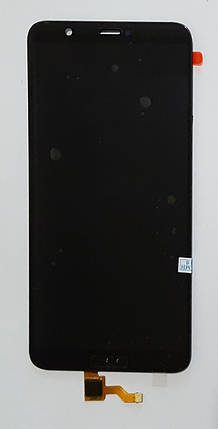 Модуль (сенсор+дисплей) для Huawei P Smart (FIG-LX1) чорний, фото 2