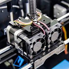 Принтер для 3D друку  Flashforge Creator Pro, фото 2