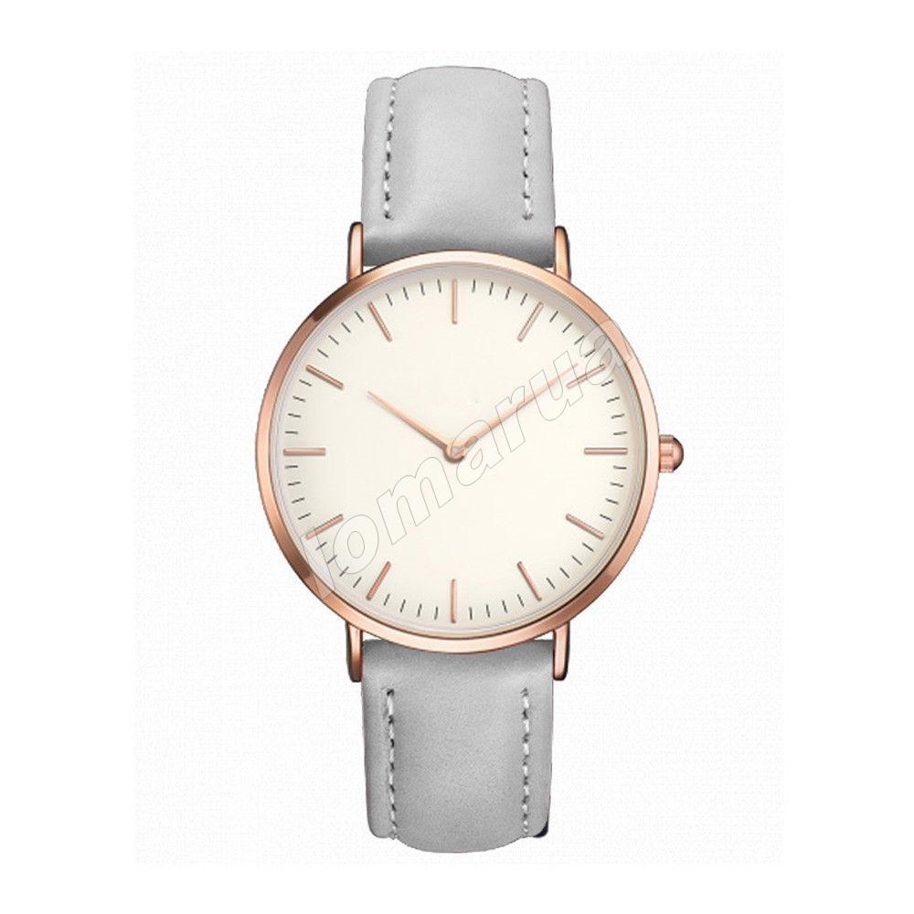 Женские кварцевые часы Silver