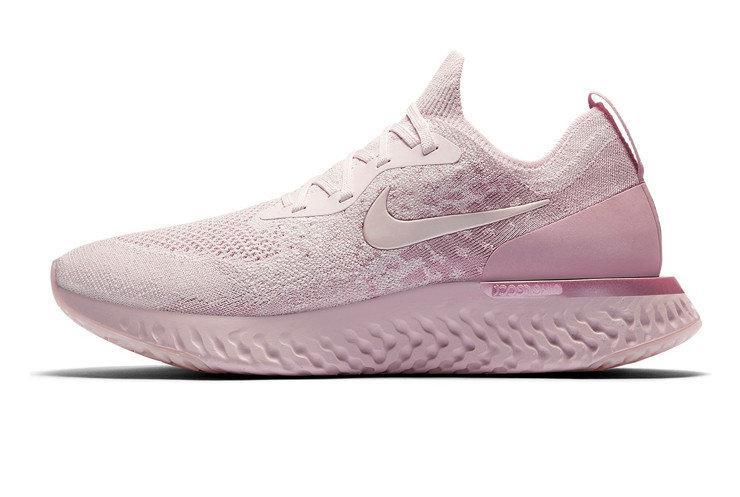 3fb24b62 Женские Кроссовки Nike React Flyknit Pink — в Категории