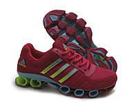 Акция!!! Женские кроссовки Adidas Bounce 5 цветов, осень-весна (реплика)