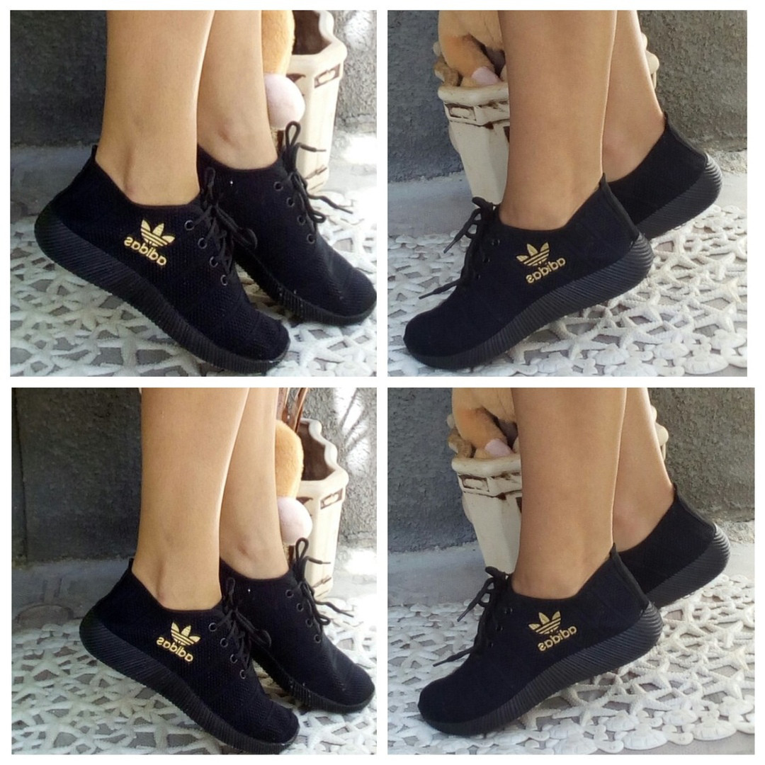 Кроссовки женские Adidas  36,37,38,38,39,39,40,41 полномерные , рефленая обувь