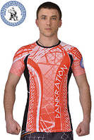 Рашгард  Pankration BERSERK 3D APPROVED WPC red, фото 1