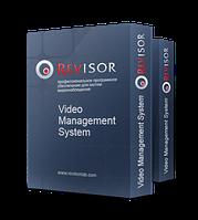 Revisor VMS: программа для видеонаблюдения Модуль развертки FishEye (Revisor Software Lab)