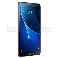 "Планшет Samsung SM-T585 10.1"" (1.6) 8C/RAM2Gb/ROM16Gb/3G/4G/WiFi/BT/8Mpix/2Mpix/GPS/Touch/microSD 200Gb/minUSB/7300/Android 6.0/черный SM-T585NZKASER, фото 2"