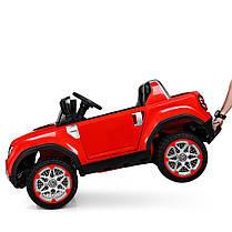 Дитячий електромобіль TRIA DEFENDER STYLE двомістний, фото 3