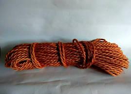 Веревка кордовая (усиленная) 6мм/50м.