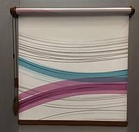 """Рулонные шторы под заказ, ткань """"Онда"""" 3 категории"""