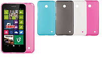 Силиконовый чехол для Nokia Lumia 530