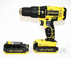 Аккумуляторный шуруповерт  STANLEY SCD20S2K, фото 2