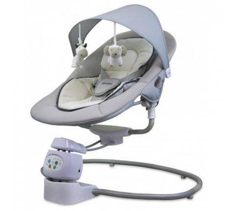 Кресло-качалка Baby Mix BY002 укачивающий центр , фото 2