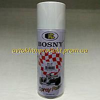 BOSNY Эмаль универсальная № 40 белая глянцевая акриловая 400*мл