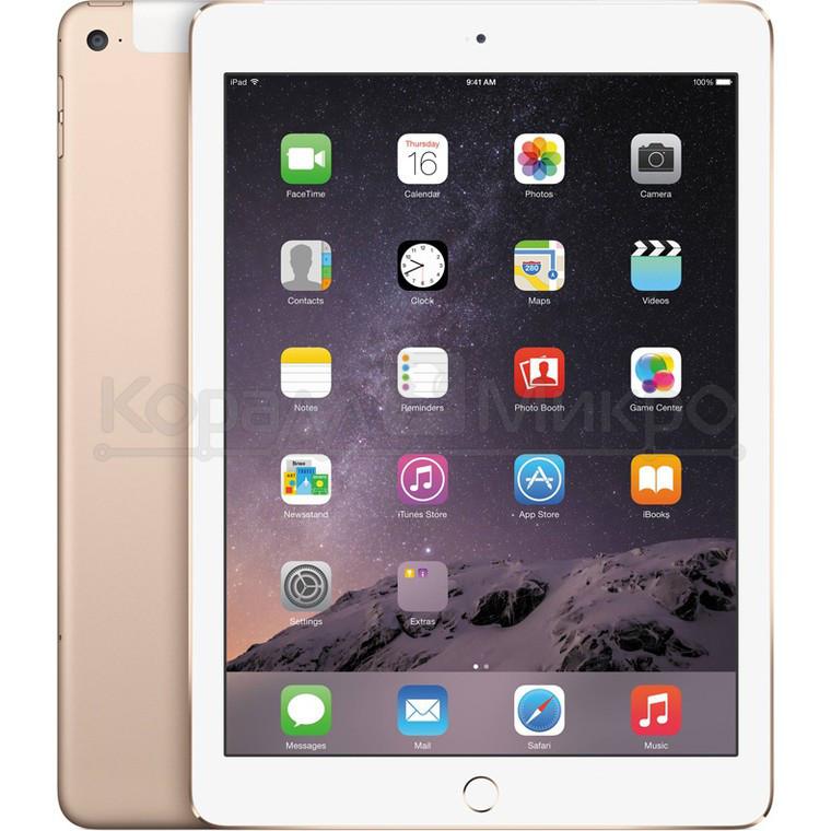 Планшет Apple iPad Air 2 32Gb Wi-Fi +4Gb Gold MNVR2RU/A