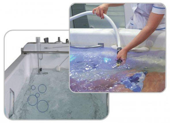 ORMED Здоровый позвоночник ORMED Подводный душ-массаж, фото 2