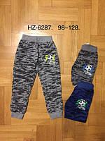 Спортивные штаны для мальчиков оптом, Active Sports, 98-128 см,  № HZ-6287, фото 1
