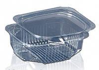 Упаковка для салатов и полуфабрикатов ПС-180 (250 мл)  комплект