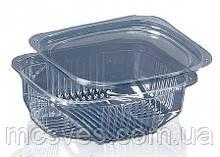 Упаковка для салатів і напівфабрикатів ПС-180 (250 мл) комплект