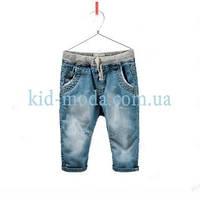 Джинсы Zara со шнурком для мальчика