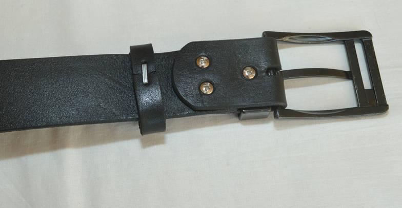 Кожаный мужской ремень DIESEL18 (копия), фото 2