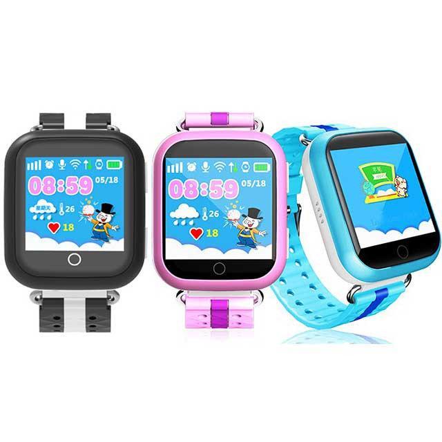 aa08c09f17c88 Представляем вам новинку - модель детских часов Smart Baby Watch Q100  Wonlex (GW200S)