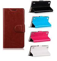 Чехол книжка для Sony Xperia T3 D5102