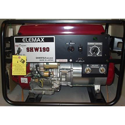 Сварочный генератор ELEMAX SHW190-RA, фото 2