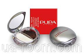 Тени для век Pupa Milano duo eyeshadow E250, фото 2