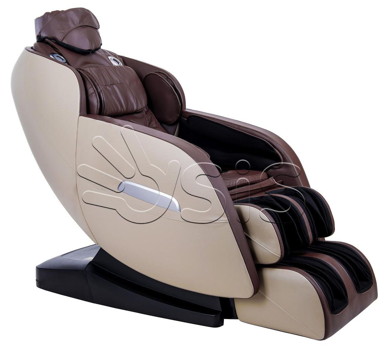 Массажное кресло Dreamline II песочно-коричневый