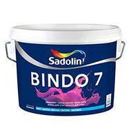 Латексная краска Sadolin Bindo 7