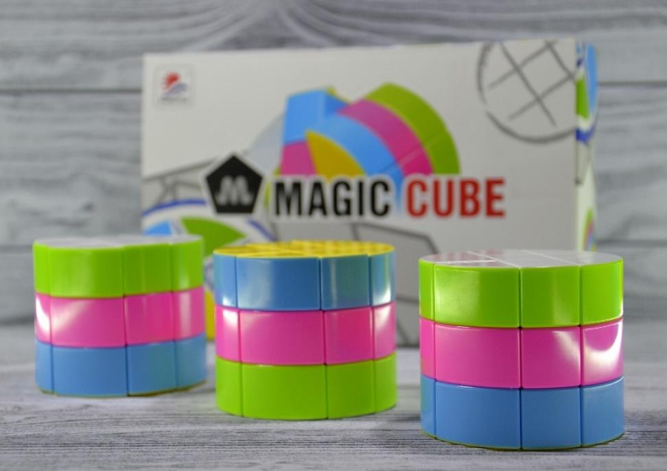 Кубик рубика Цилиндр