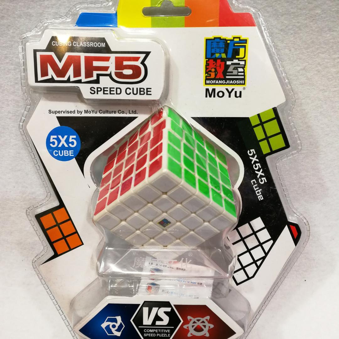 КУБИК- РУБИ 5*5 mf5 speed cube