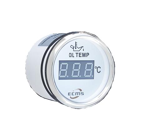 Цифровой датчик температуры масла в судно Ecms белый, фото 2